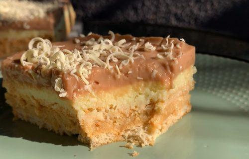 Kremisimo: Torta BEZ jaja, za koju vam nije potrebna RERNA (VIDEO)