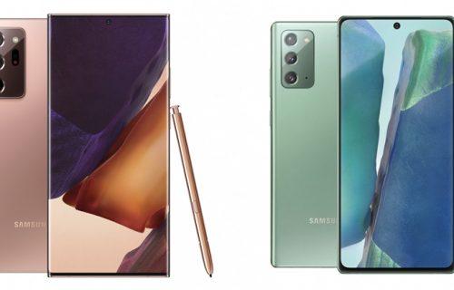 PREMIJERA: Samsung predstavio Galaxy Note 20 i Note 20 Ultra (FOTO+VIDEO)