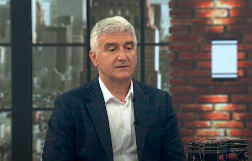 Upozorenje dr Baščarevića: Teža klinička slika svih zaraženih u ovom talasu nego u svim prethodnim