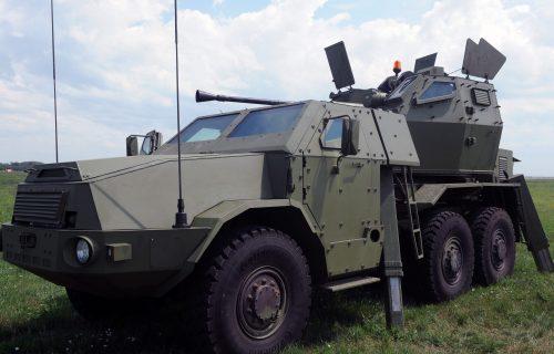 """Razvoj sistema PASARS i modernizacija radara """"Žirafa"""" važni su za Vojsku Srbije (FOTO+VIDEO)"""