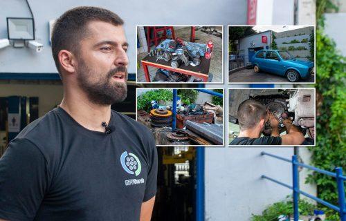 Srpski automehaničar preko noći postao hit na JuTjubu: Udaram KONTRU lažnom glamuru i luksuzu