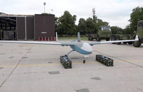Nebo nad Srbijom postalo još bezbednije: Vojska Srbije ojačana sa šest bespilotnih letelica (FOTO+VIDEO)