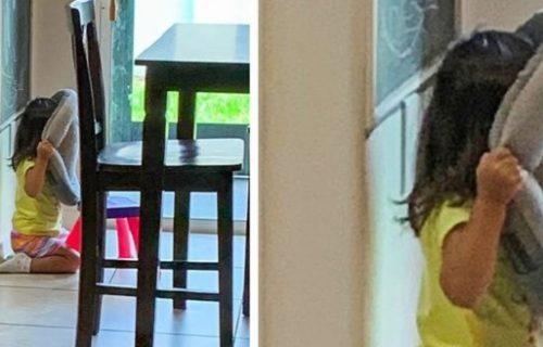 8 slika koje pokazuju da je NEVIĐENO zabavno imati decu u kući (FOTO)