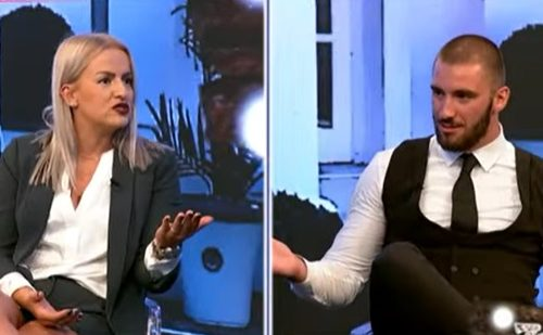 Ermina žestoko ponizila Mensura: ŠUTNUO si Minu pa se UVALIO kod Karića! (VIDEO)