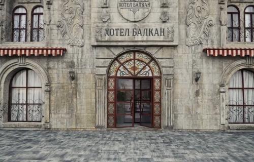 "Nastavlja se snimanje serije ""Hotel Balkan"": Jedna od najlepših sevdalinki kao naslovna numera"