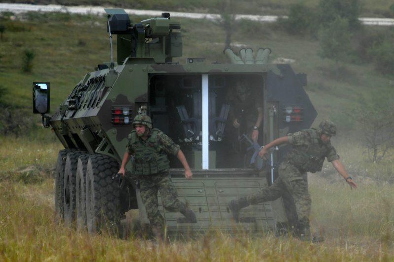 Lazar 3 uveden u naoružanje Vojske Srbije: Veliki iskorak u zaštiti pešadijskih jedinica (FOTO+VIDEO)