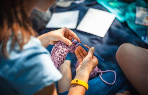 Pletena odeća: Letnji trend za odvažne dame (FOTO)