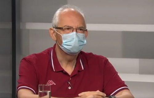 Doktor Kon ima DOBRE VESTI, ali upozorava na ponašanje ljudi u jednom žarištu