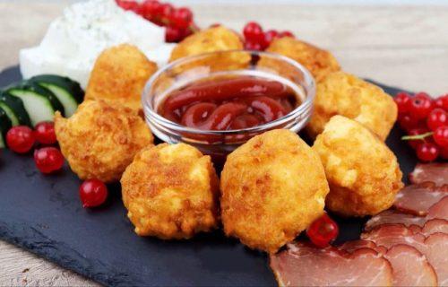 Brza i primamljiva večera: Napravite slane krofne sa sirom (RECEPT+VIDEO)