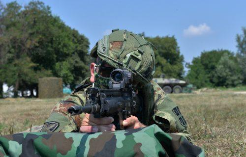 Evo kako puca automatska puška kakvu nemaju ni mnogo moćnije armije, a proizvodi je Zastava (FOTO+VIDEO)