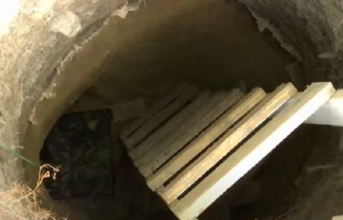Marija lopatom i rukama prokopala TUNEL da oslobodi sina iz zatvora, ali na jedno nije računala (VIDEO)