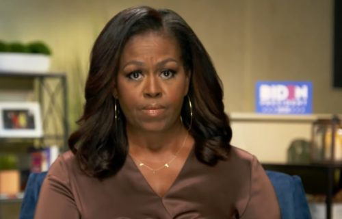 Mišel Obama poslala TAJNU PORUKU ogrlicom: Da li vidite šta je htela da kaže? (VIDEO)