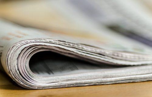 Pogledajte NASLOVNE STRANE sutrašnjih novina: Korona oružje za biološki rat, ko će u vladu... (FOTO)
