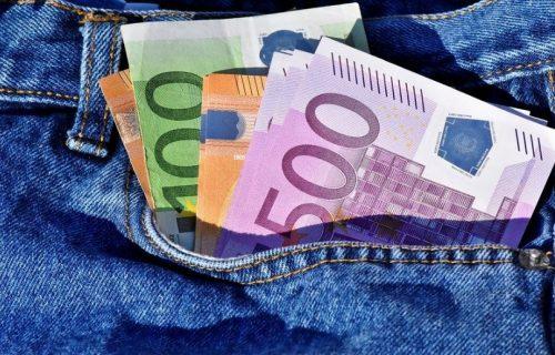 NBS objavila kurs dinara: Evo koliko danas košta evro