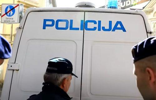 Razbojnik sa kacigom na glavi pljačkao prodavnice, kada ga je policija uhvatila, uradio je nešto ŠOKANTNO
