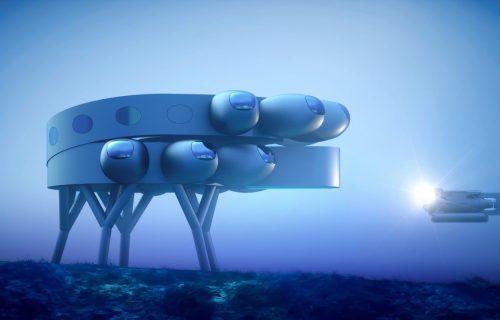 "Unuk Žaka Kustoa otkrio veliki projekat: Podvodna baza ""Proteus"" koštaće 135 miliona dolara (VIDEO)"