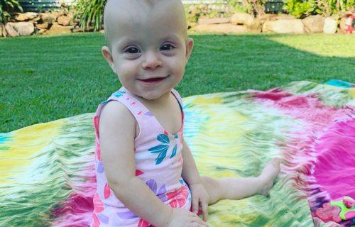 Tumor je bio veći od bebe: Hrabra Lena dobila UŽASNU VEST, ali nije htela da abortira (FOTO)