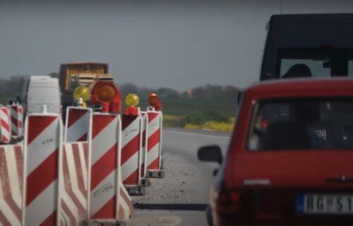 VAŽNO OBAVEŠTENJE za sve vozače: U toku radovi na putevima, ovo su alternativni pravci