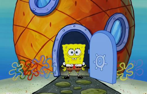 """Ko ne živi u ananasu na dnu mora? Lik iz """"Sunđer Boba"""" dobija svoj crtani film"""