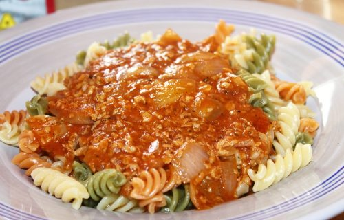 Ceo život pogrešno pravite pastu BOLONJEZE! Italijanski kuvar otkriva PRAVI tradicionalni recept