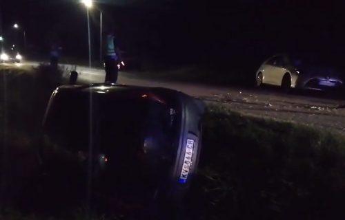 Sudar se desio pod čudnim okolnostima: Dvoje povređenih u udesu kod Kraljeva (FOTO+VIDEO)