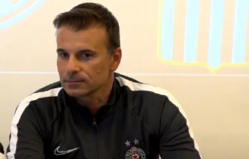 Neće računati na sve igrače: Stanojević smatra da je evropsko ISKUSTVO prednost crno-belih (VIDEO+FOTO)