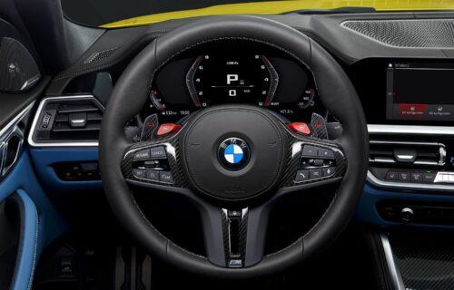 BMW šokirao rivale: Razvijen sistem koji upozorava na RADARE