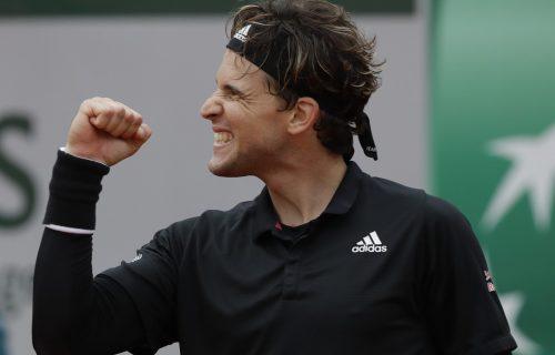 Rolan Garos: Pobeda TREĆEG tenisera sveta za TREĆE kolo (VIDEO)