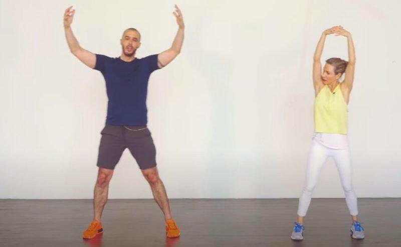 Kućni kardio za početnike: Vežbe koje svi mogu da rade (VIDEO)
