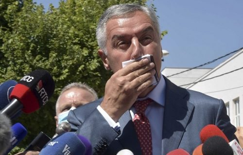 Milo u PANICI! Đukanović je uradio nešto što 30 godina nije, svi u Crnoj Gori pričaju samo o ovom potezu
