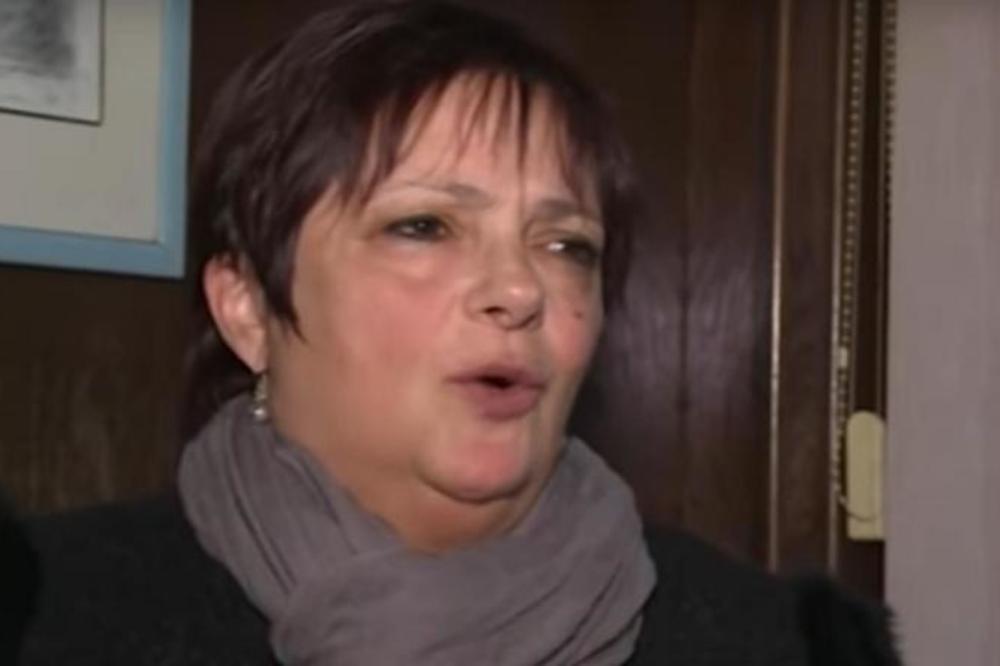 Nadica Zeljković, majka Kristine Kockar
