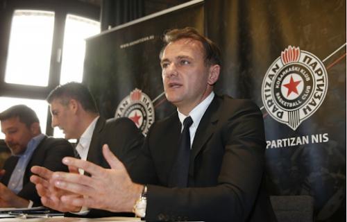 Tajanstvena optužba predsednika Partizana: Mijailović nakon poraza od Mornara traži suspenzije (FOTO)