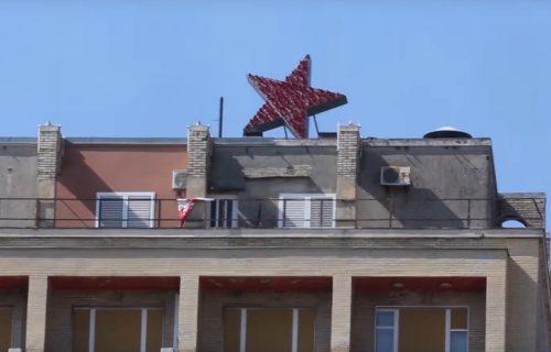 Hrvati ne mogu da se pomire sa istorijom: Zbog PETOKRAKE polupani prozori klinike i ižvrljani grafiti