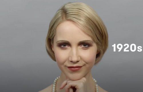 Brzo premotavanje istorije: 100 godina RUSKE lepote u 60 sekundi (VIDEO)
