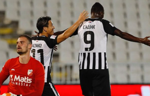 Fudbalska pijaca uskoro se zatvara: Partizan posle ispadanja iz Evrope PRODAJE stranca