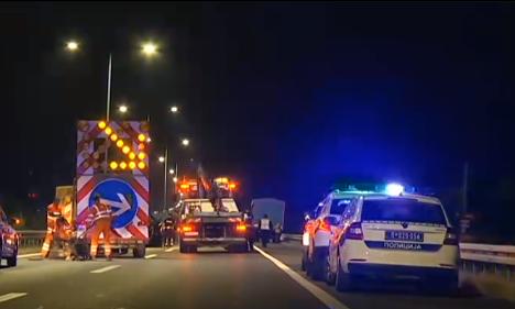 Videli smo TELO čoveka na šoferšajbni: Jeziva svedočenja očevidaca stravične nesreće u Surčinu (VIDEO)