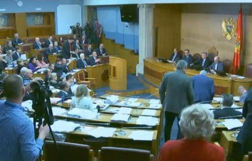 Parlament se sprema: IZBOR predsednika Skupštine Crne Gore na dnevnom redu, EVO ko je favorit
