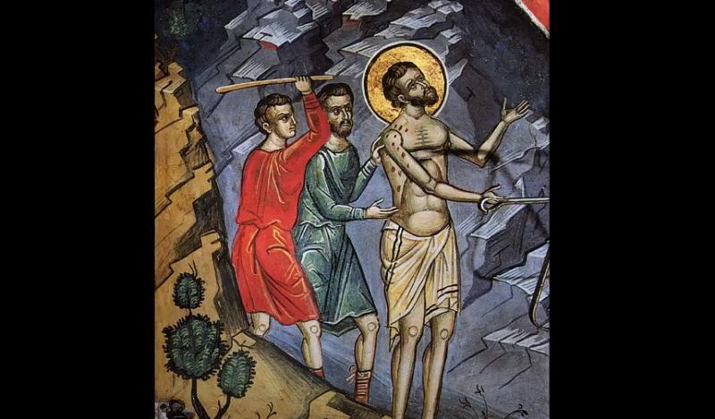 Slavimo Svetog Sozonta: Umro je u strašnim MUKAMA, znao je da će postradati za Hrista