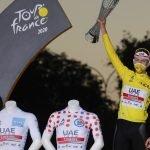 ISPISAO istoriju: Trenirao fudbal do devete godine, a sada OSVOJIO najveću biciklističku trku na svetu