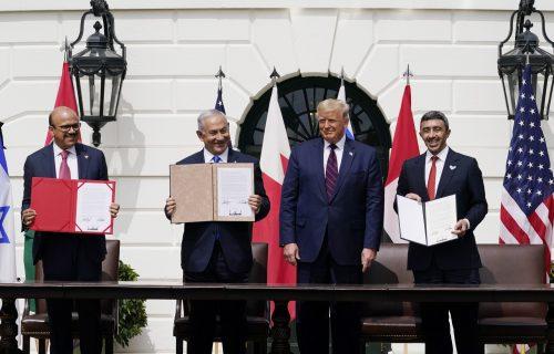 Istorijski događaj: Izrael, UAE i Bahrein potpisali sporazum o diplomatskim odnosima