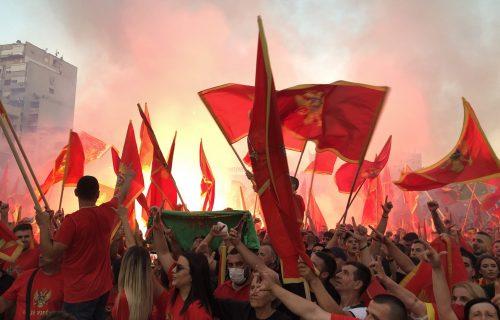HAOS u Crnoj Gori! Zastava im je potpuno UNIŠTENA (FOTO)