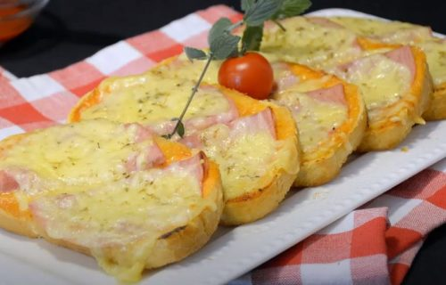 Budite maštoviti: Topli sendviči su uvek dobra ideja, a gotovi su za 7 minuta (RECEPT+VIDEO)