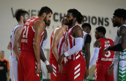 Zvezda KOMPLETIRA ekipu: Stiže krilni centar sa zavidnim NBA iskustvom (FOTO)