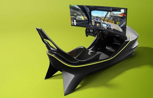 Obožavate brzinu i igrice? Onda je ovaj Aston Martin prava stvar za vas! (VIDEO)