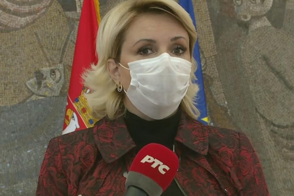 Dr Darija se HITNO obratila građanima! Objasnila je uvođenje najnovijih mera zbog korone u Srbiji