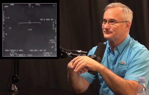 """Američki pilot, svedok """"Tik-Tak"""" senzacije, veruje da nas posećuju vanzemaljci (VIDEO)"""
