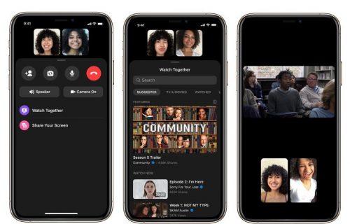 Facebook predstavio Watch Together: Gledajte filmove s prijateljima u virtuelnim sobama!