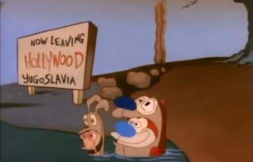 Da li ste znali da su Ren i Stimpi živeli u Jugoslaviji? Tajna kontroverznog crtanog koji su svi gledali