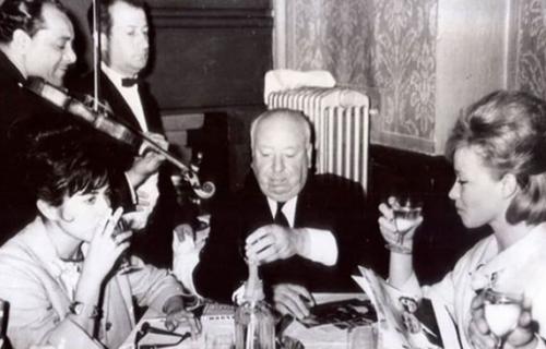 Istorijski momenat: Kada je Milena Dravić upoznala Alfreda Hičkoka