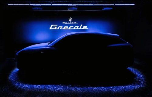 Maserati u ofanzivi: Najavljen kompakt SUV Grecale (VIDEO)